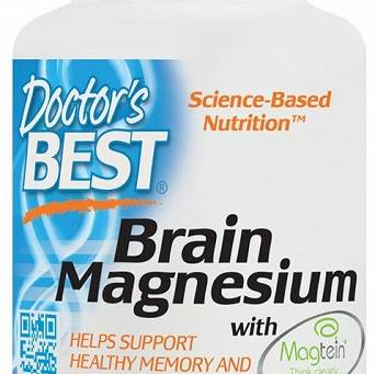Brain Magnesium  z  Magtein, 50mg - 90 vcaps