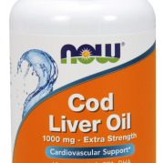 COD LIVER OIL  1000mg-Extra-Strenght - Tran 90kaps