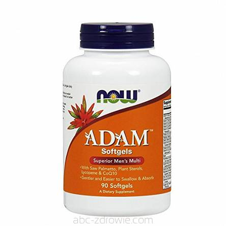 now foods adam-