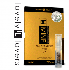 BeMINE 2ml -perfumy z feromonami- MAN