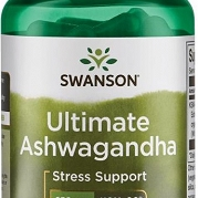 Ashwagandha Ultimate KSM-66, 250mg - 60 vcaps