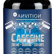 Caffeine 200 mg + guarana