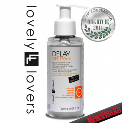 DELAY Gel 150ml-Żel intymny