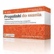 BEEHEALTHY PROPOLISKI DO SSANIA 16 PASTYLEK