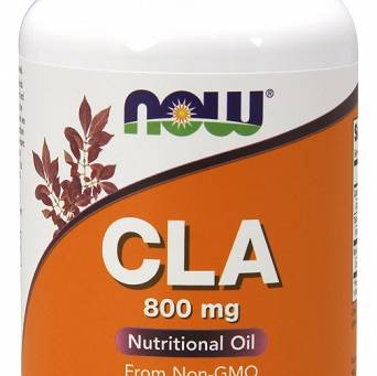 CLA,Now Foods  800mg - 90 kaps.