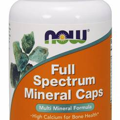 Full Spectrum Minerals, Iron-Free - 120 caps