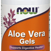 Aloe Vera Gels -Now Foods - 100 softgels