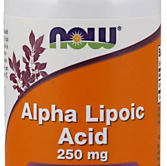 Alpha Lipoic Acid, 250mg - 60 vcaps