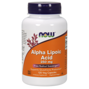 Alpha Lipoic Acid - 250mg -Now-Foods- 120 caps