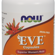 Now Foods  Eve Superior Women's Multi 120vcaps. - Multi witamina dla kobiet
