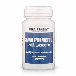 SAW PALMETTO 30 kaps .DR MERCOLA