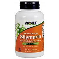 Silymarin with Artichoke & Dandelion-NOW Foods-200vcaps