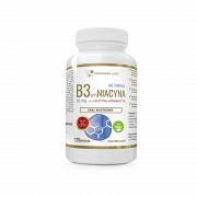 Witamina-pp-Witamina B3- Niacyna -Progress labs- 120 kaps.