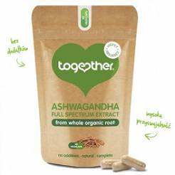 Ashwagandha Extract Together  30 kaps.