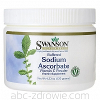 Buffered Sodium Ascorbate Witamina C Powder - 120g