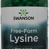 L-Lysine, 500mg Free-Form - 300 caps