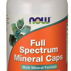 Full Spectrum Minerals, Iron-Free - 240 caps