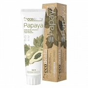 ECODENTA COSMOS ORGANIC PAPAYA PASTA DO ZĘBÓW 100ML