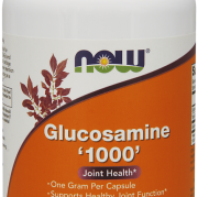 GLUCOSAMINE -1000-Now Foods -180 kaps