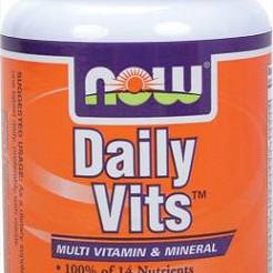 DAILY VITAMINS 100tab.