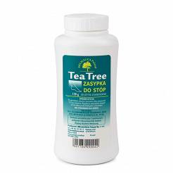 Tea Tree Zasypka do stóp 120g MELALEUCA