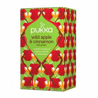 Pukka HerbataWild  Apple  &  Cinnamon