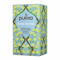 Herbata-Pukka-Three  Fennel