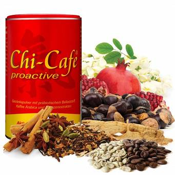 Chi-Cafe proactive 180g dr jacobs
