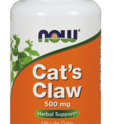 Koci Pazur- CAT'S CLAW -Now Foods - 500mg-100.kaps.