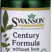 Century Formula MultiWitamina  z out Iron - 130 tabs