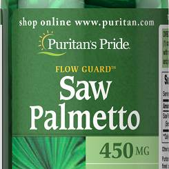 Saw Palmetto 450 mg/100 kaps.