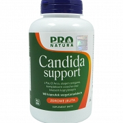 Now Foods  CANDIDA SUPPORT PLUS  180 KAP dw 03/19