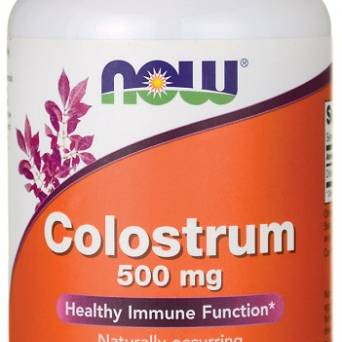 Colostrum, 500mg - 120 vcaps