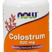Colostrum 500mg-Now Foods-120 kaps