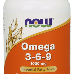 OMEGA 3-6-9 1000mg-Now Foods-100kaps.