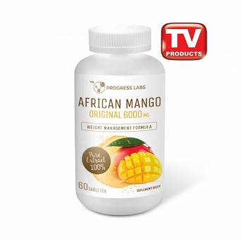 African Mango Original 12000 mg -60 tabletek